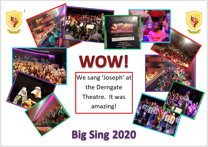 Big sing2020 - website