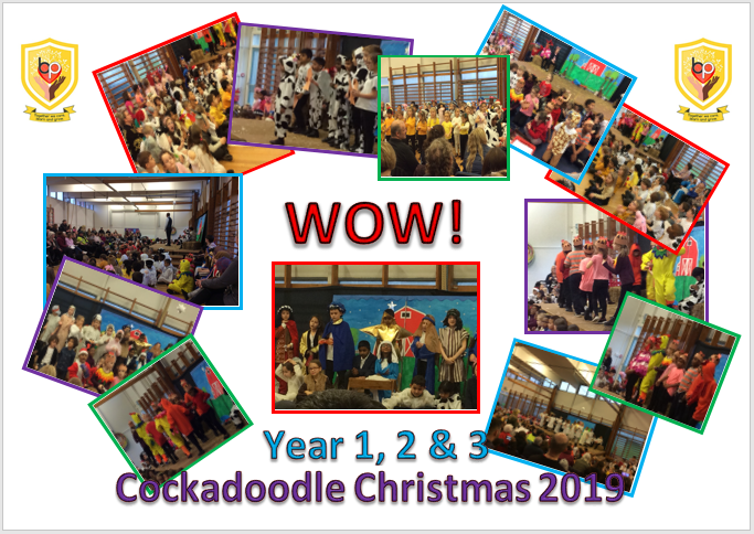 cockadoodle christmas 2019 - website