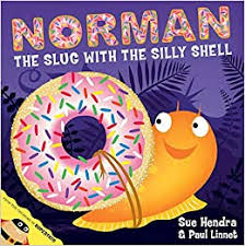 Norman the silly slug